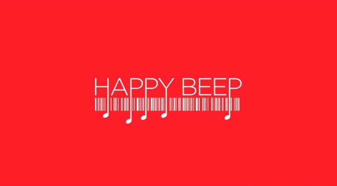 happy Beep coca Cola