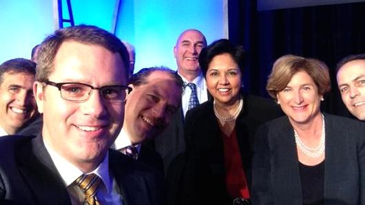 most value selfie CEO