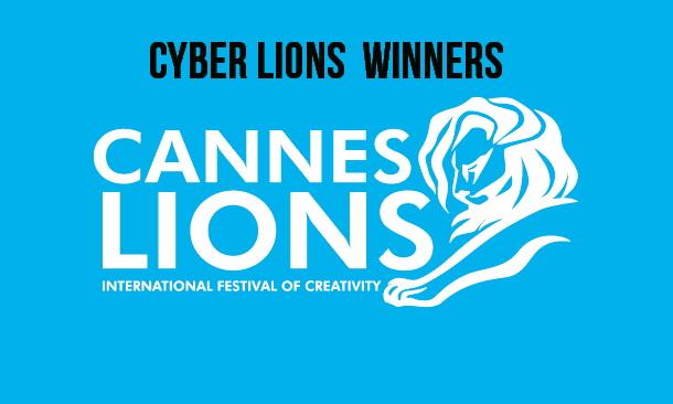 cannes Lions 2014  Cyber winner