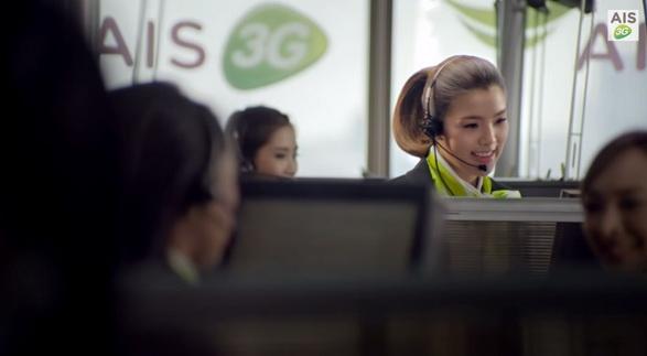 AIS 3G 2100 TVC callcenter3