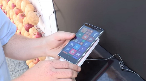 Nokia Lumia 930 organic charging london