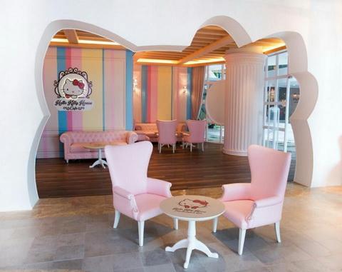 Hello Kitty House bangkok 2