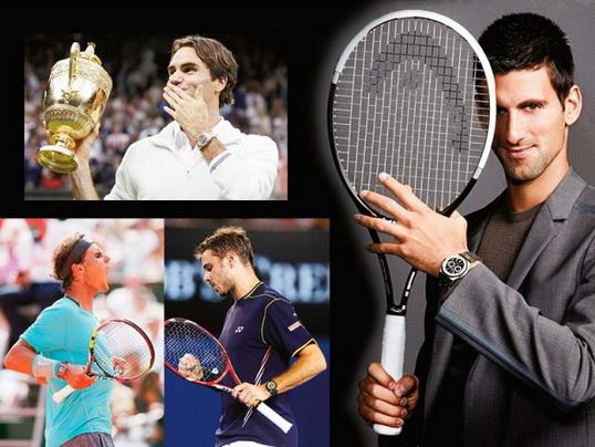 tennis brand ambassador
