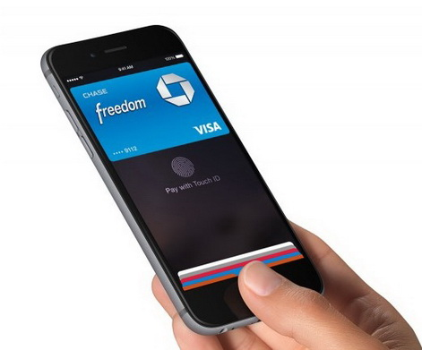 Apple pay NFC