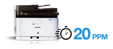 NFC samsung printer55