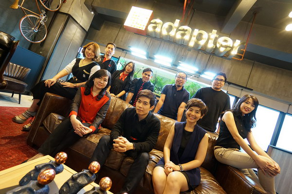 adapter agency digital thai