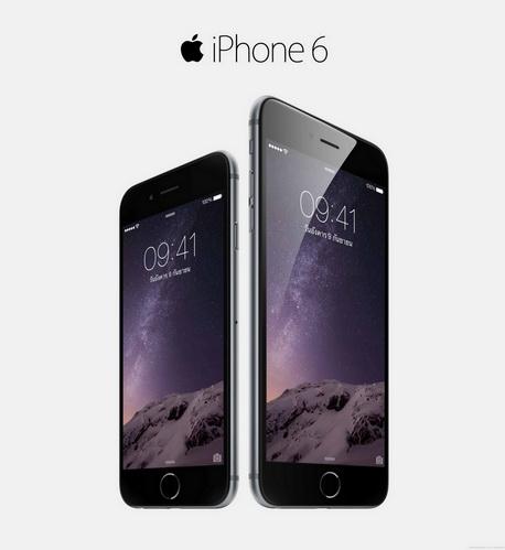 รูป iPhone 6 และ iPhone 6 Plus