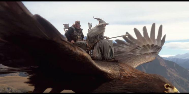 air newzealand hobbit safety video2