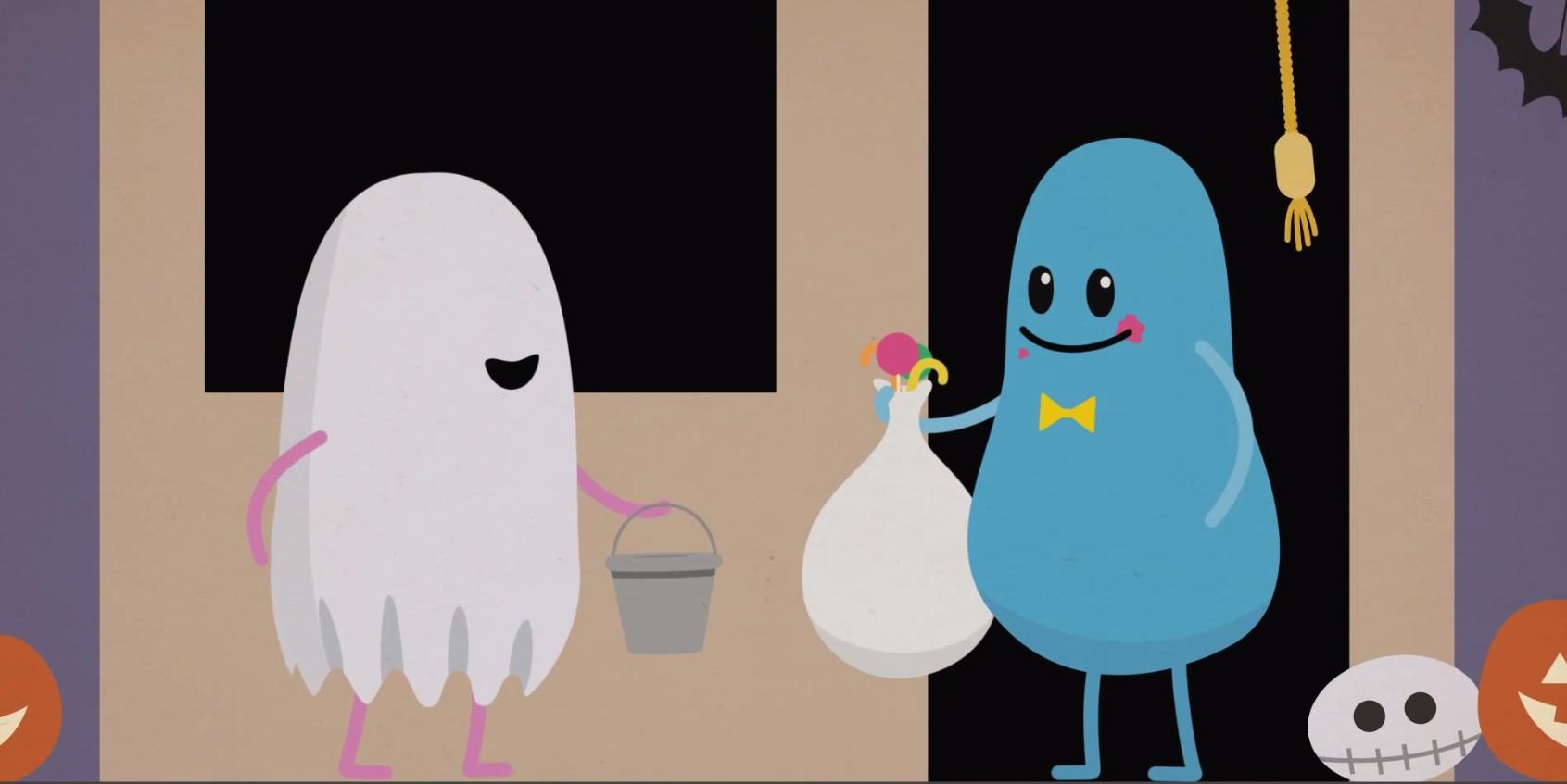 dumb way to die Halloween