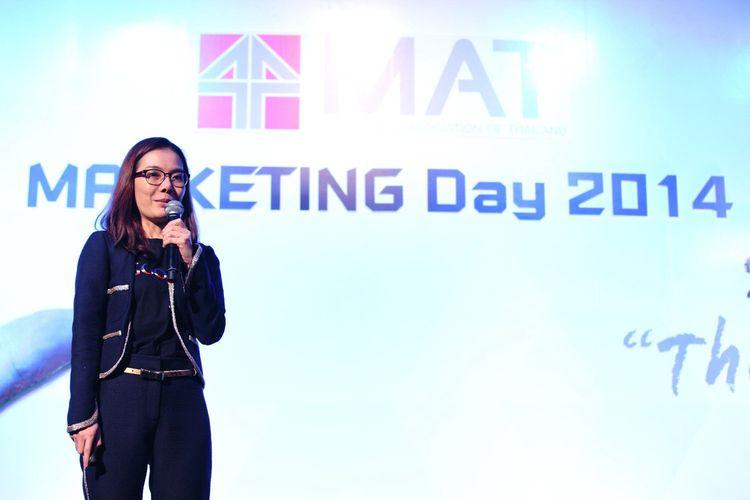 Google Thailand Marketing Day 2014 trends