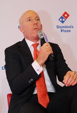 Mr. Ritch Allison_CEO_Domino's pizza international