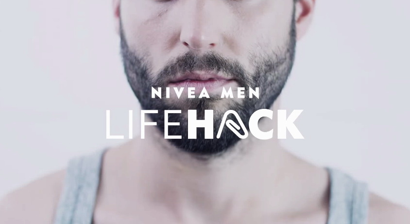 Nivea Men Life hacks