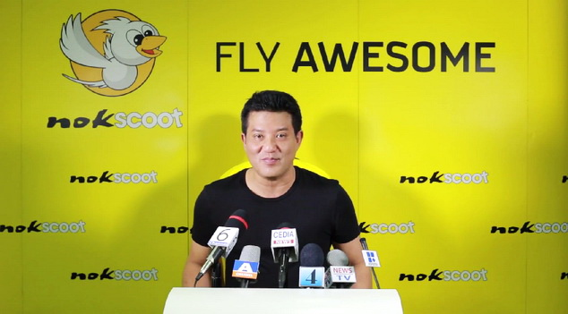 Nok Scoot Fly awesome