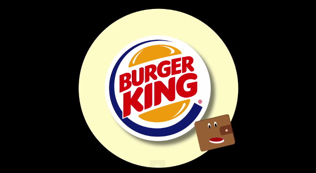 burgerking weigh walltet