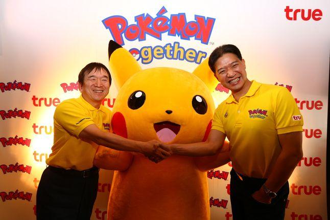 True Pokemon Thailand
