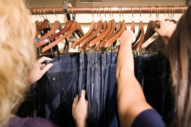 cotton usa jeans shopping