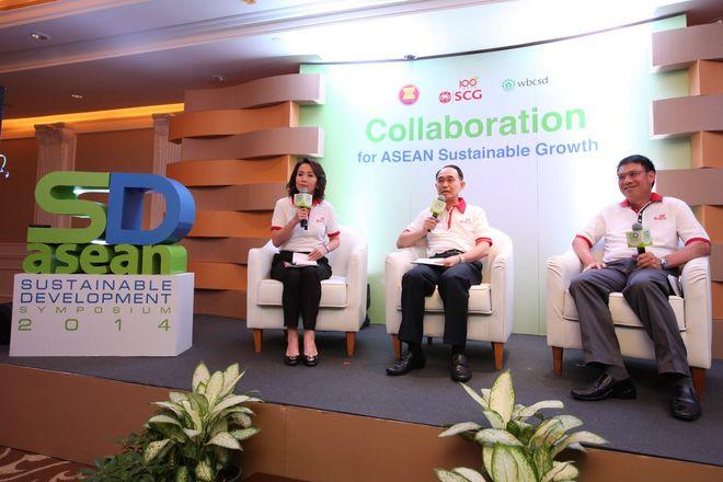 scg sustainable development