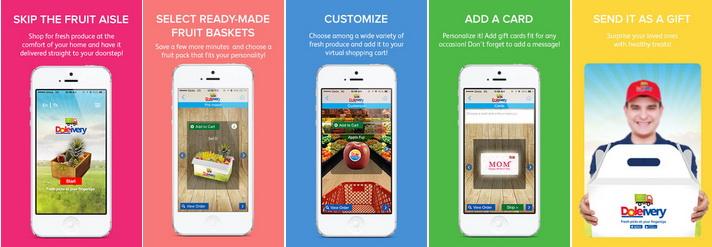 doleivery app