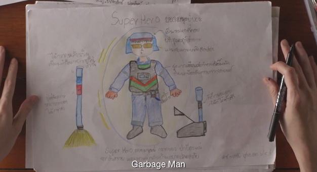 thailife garbage man 2