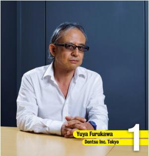 Yuya Furukawa Dentsu Tokyo