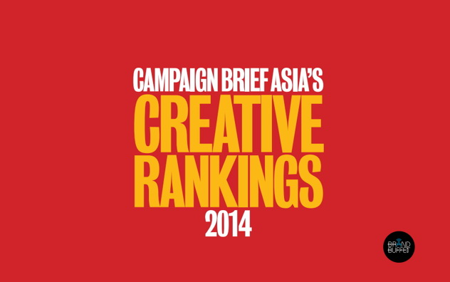 asia creative ranking 2014 agency coverr