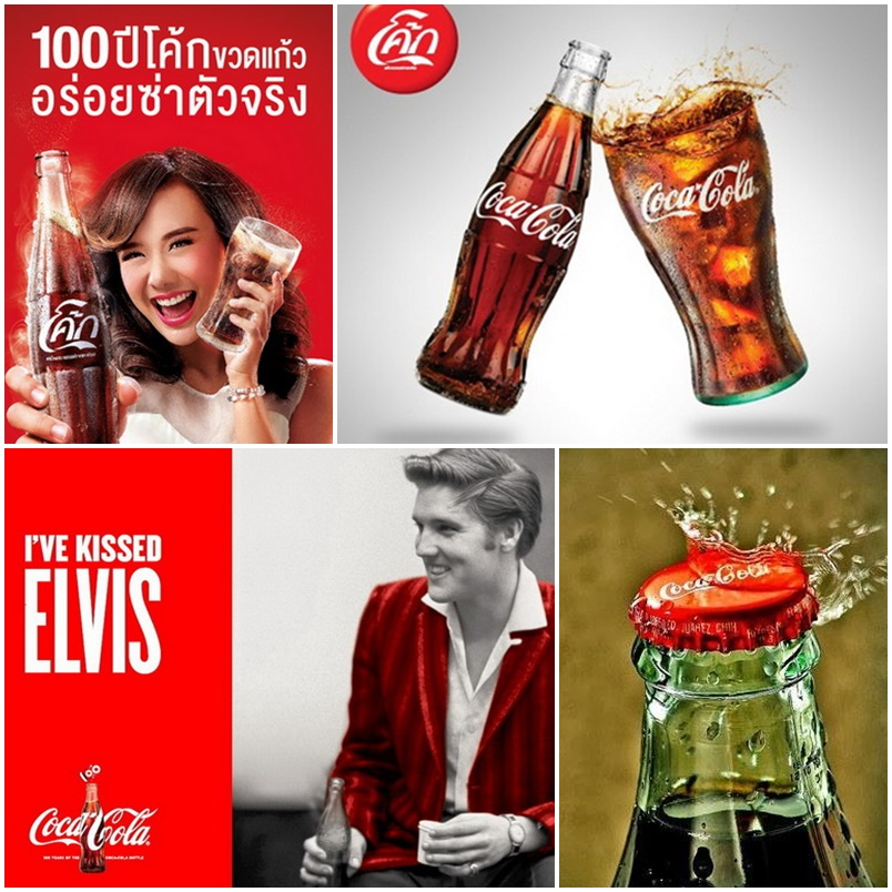 coke 100 years campaign thailand
