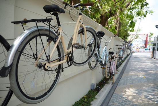 จักรยาน