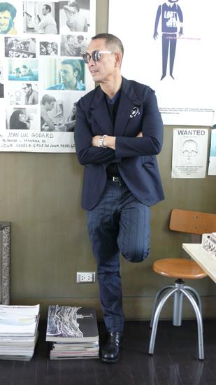 ภาณุ อิงคะวัต ผู้อำนวยการฝ่ายสร้างสรรค์ของกลุ่มเกรฮาวด์