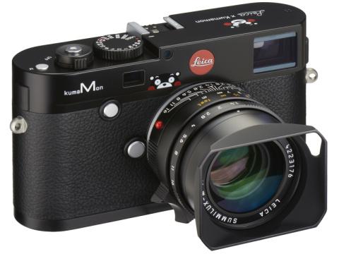 Leica-M-Kumamon