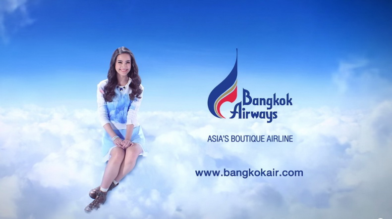 bangkok airways yaya