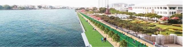 new thailand landmark river rama7