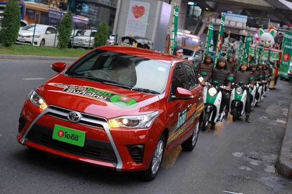 oishi promotion siam4