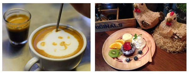 B Story Cafe_Drink&Dessert