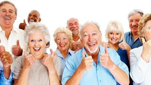 Happy-elderly