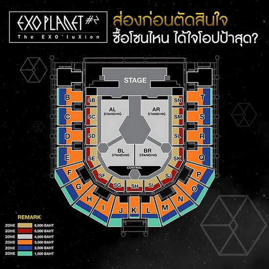 Concert Chart