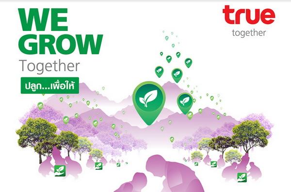 True Wegrow app