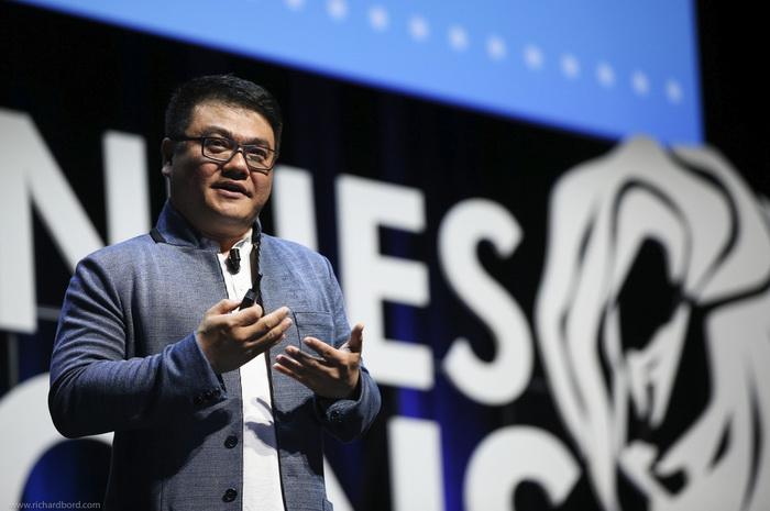 tencent SY Lau cannes lions