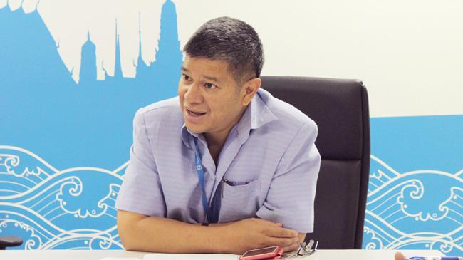 ฉัททันต์ กุญชร ณ อยุธยา ผู้อำนวยการฝ่ายโฆษณาและประชาสัมพันธ์