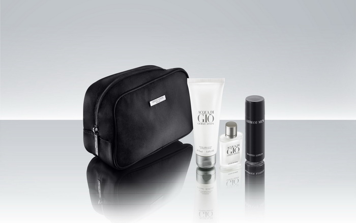 002.First Class - Male Amenity Kit