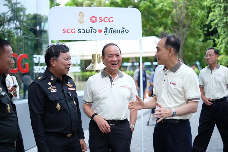 SCG-ต้านภัยแล้ง