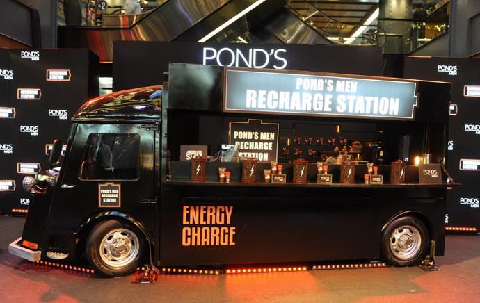 Pond Men coffee truck 11