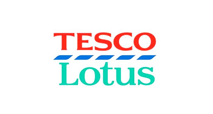 tesco lotus logo