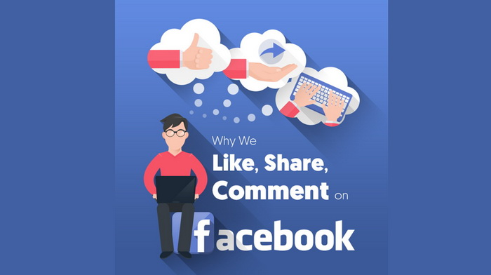 why like share facebook