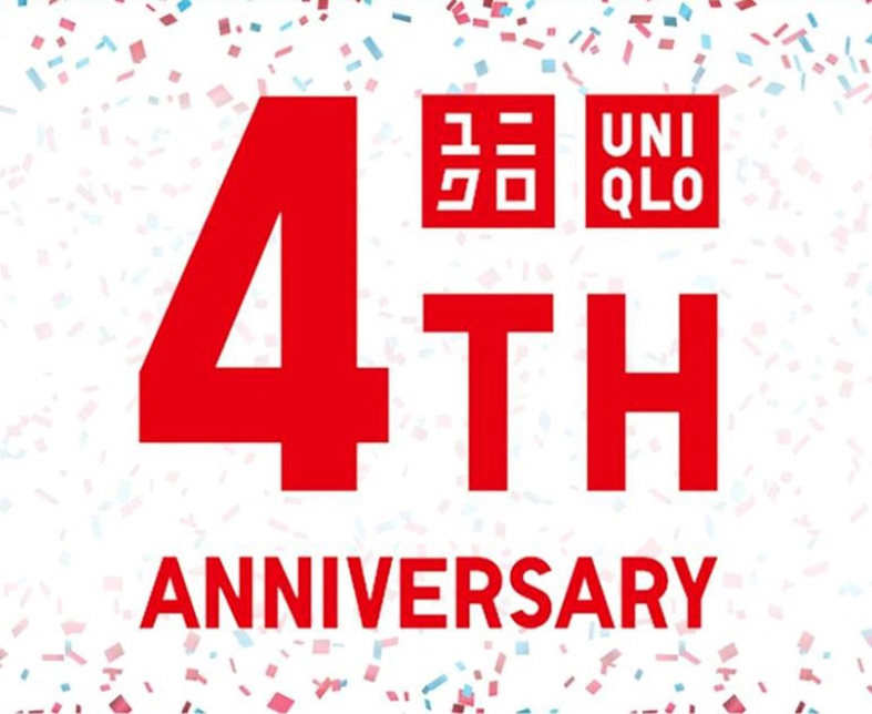 UNIQLO_4th-Anniversary