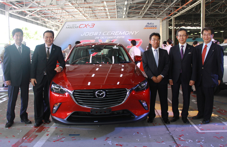 CX-3-Production