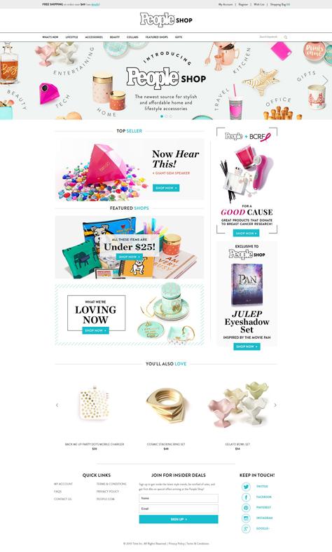 People-Shop-Website