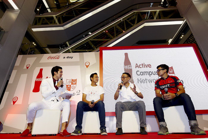 coca cola active campus 2015 2