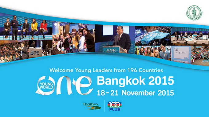 one young world thailand 2015 bangkok