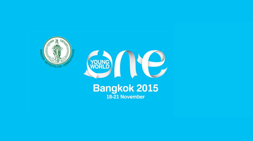 one young world thailand 2015