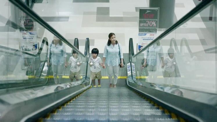 ลิฟต์ mitsubishi elevator ads